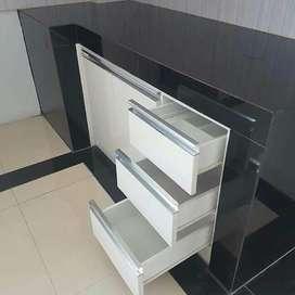 Kitchenset murah tapi mewah - Design interior BOS