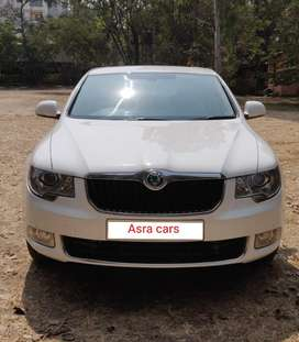 Skoda Superb 2.5 TDi Automatic, 2013, Diesel