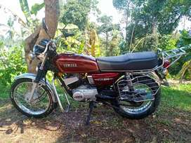 YAMAHA RX100  1991 model FULL PAPERS