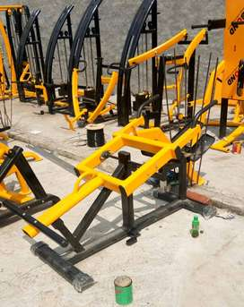 we are manufacturer of gym equipment in meerut at very low price