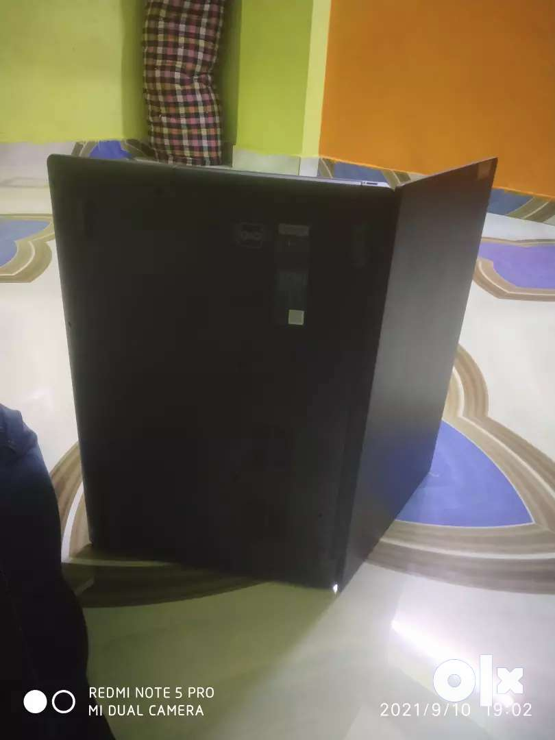 Laptop 4gb ram with 1TB hard disc