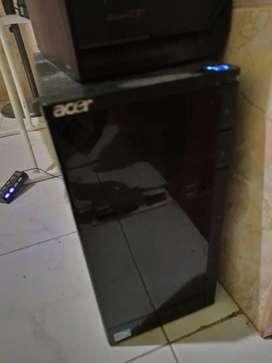 Pc Build Up Core i3 540 Fullset murah