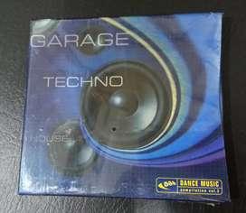 CD lagu Garage Techno House Dance Music