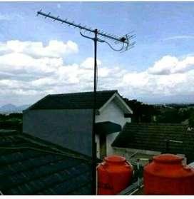 Toko murah pasang service parabola dan antena TV digital