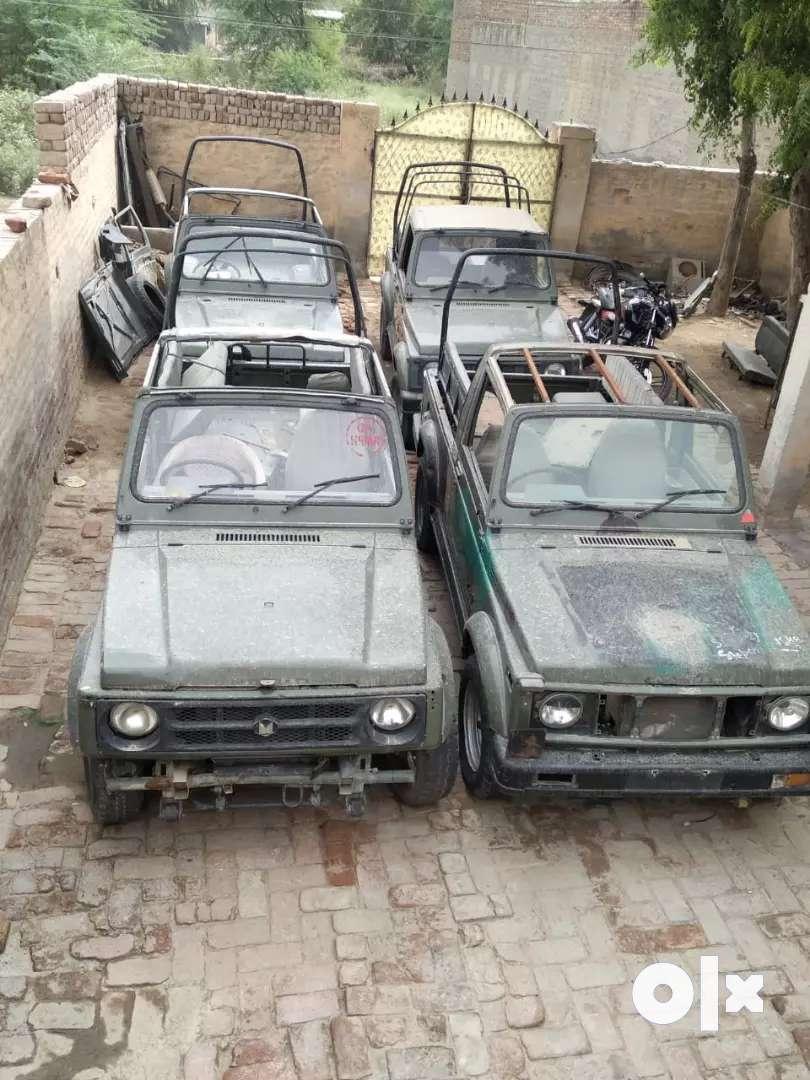 Varindavan jeep and jipsy modification 0