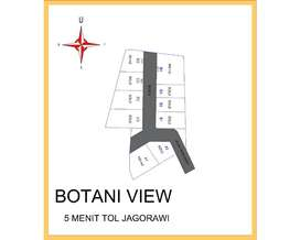 Kavling Luas 104 m Dekat Istana Bogor, Bisa Termin 12 X