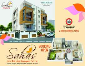 2bhk luxurious flats
