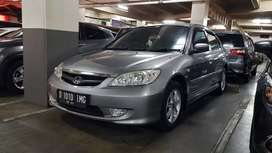 Honda CIVIC vti 2004 manual istimewa simpanan