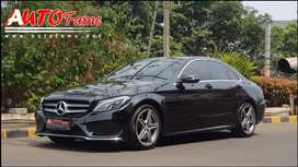 Mercedes Benz C250 AMG Edition 2016 Tgn 1 DrBr Perfect condition !!