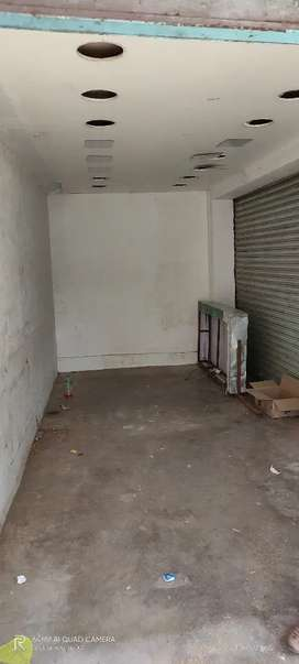 On road front  Shop for rent