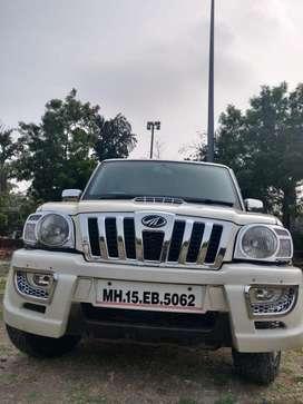 Mahindra Scorpio M2DI, 2014, Diesel
