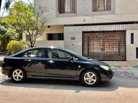 Honda civic (dr driven)