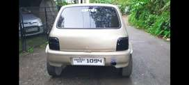 Maruti zen modified