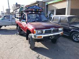 Toyota Hilux Single Cab 4x4 Pic Up