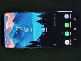 S8+ Pta Blocked With Minor Spot Which is Unseen