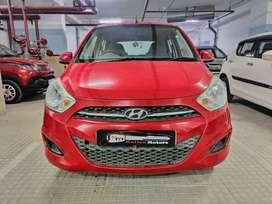 Hyundai i10 Sportz AT, 2012, Petrol