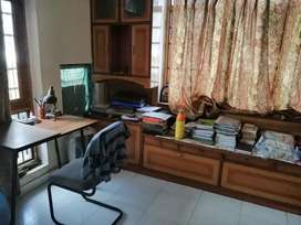 1 Room with attached wash room fully furnished