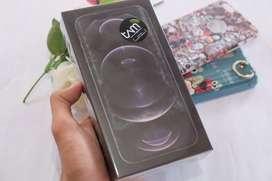Iphone 12 pro max 256gb graphite black garansi tam