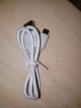 Kabel data USB, Samsung setengah meter.
