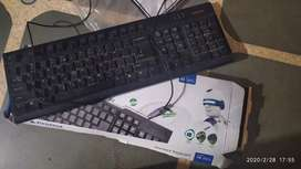 Key board is available only