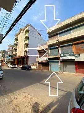 3  SHOPS FOR SALE @ BASANT COMPLEX  CIVIL LINES JALANDHAR.