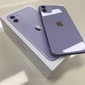 iPhone 11 in 64 GB box pack condition at low price