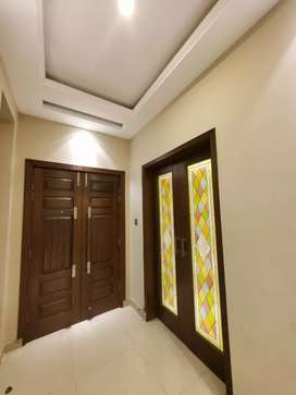 Aesthetically designed flat in Askari 11