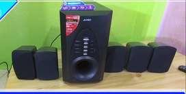 F&D 5.1 CHANNEL 700X Bluetooth speaker System Unused & open box