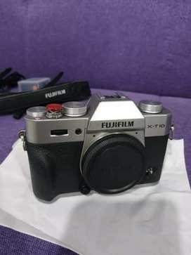 Fujifilm xt10 body only