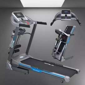 Treadmill Elektrik Besar Auto Incline Fitur Lengkap Murah Terbaru