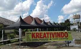 Pabrik Tenda Terlengkap di yogyakarta