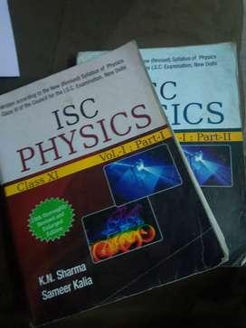 ISC PHYSICS CLASS 11 KN SHARMA SAMIR KALIA ORG MRP 625
