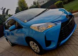 Toyota Vitz Model 2017 / Fresh import 2021