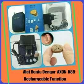 New Alat Bantu Dengar AXON K-88 RECHARGEABLE BATTERY