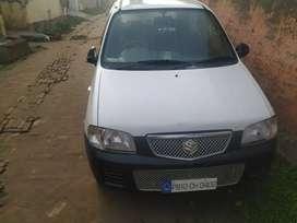 Alto car very good condition new betery aa sab okkk aa
