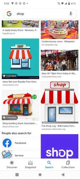 Shop on rent for buisness purposes