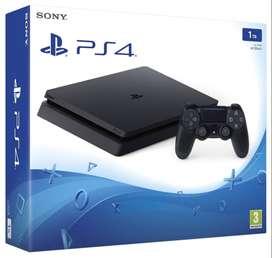 Sony Playstation 4 New.
