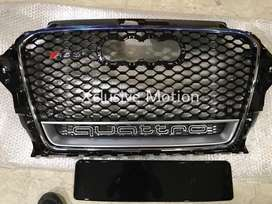 Audi A3 rs3 style front grill