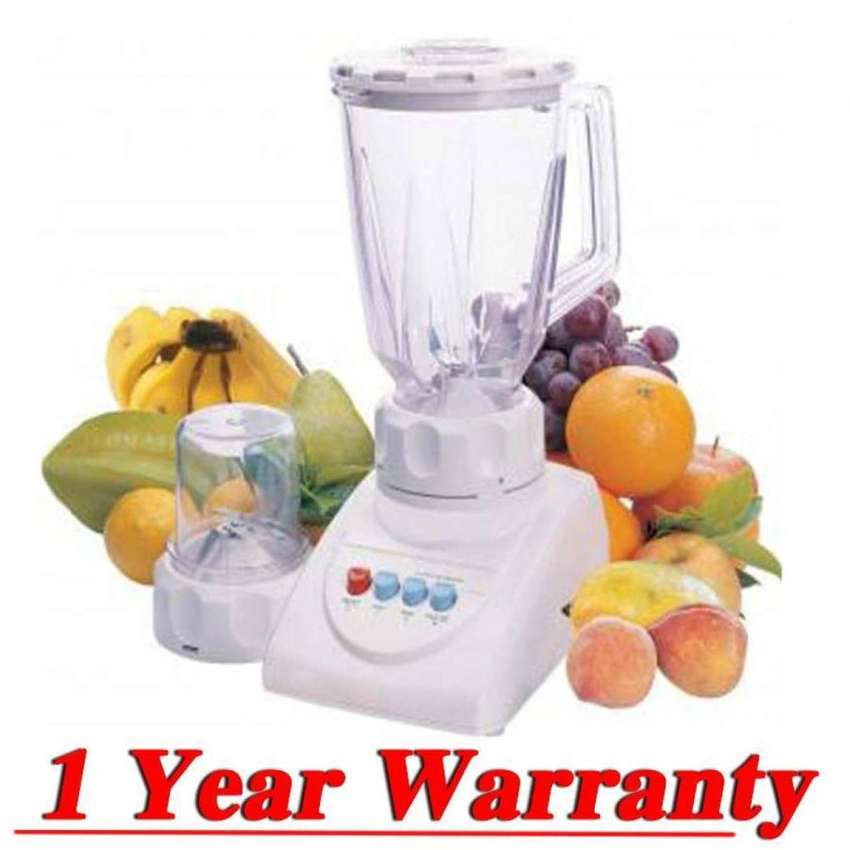 National 2 in 1 Juicer Blender & Drymill Pure Copper Delivery Free 0