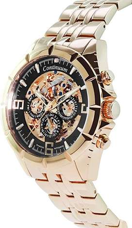 Orignal Continuum UK branded mechanical watch