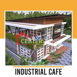 arsitek desain gambar rumah rab imb kontraktor di Gorontalo
