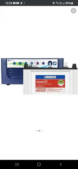 Lumunious Inverter