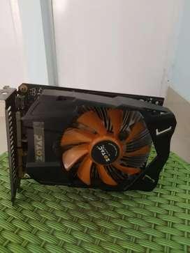 Zotax Geforce GTX 750ti