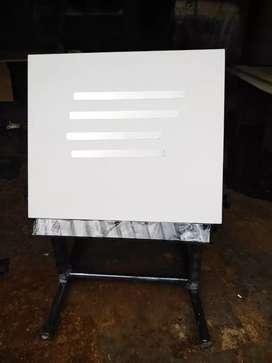 meja gambar kinimiko baru mahnetik
