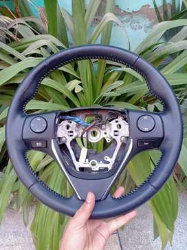Toyota grande Bluetooth multimedia leather steering
