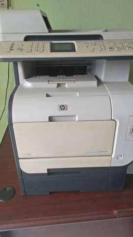 PRINTER HP COLOR LASER JET CM2320FXI MFP