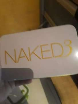 Kuas make up Naked3 isi 12 set