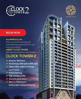 CLOCK 2 TOWER APARTMENT IS A AVAILABLE FOR BOOKING