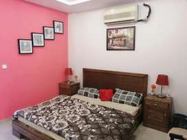 1 bed appartmint fully furnish for rent