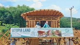 Tanah Kavling Villa Kebun Murah di Bogor Timur
